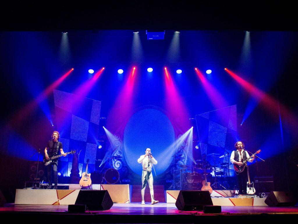 Queenmania concerto Queen